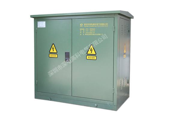 DFW-12型10kV户外电缆分接箱