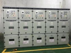 KYN28A-12型中置式铠装金属封闭高压开关柜