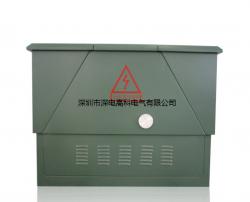 哈尔滨DFW-12型 不带开关高压电缆分接箱